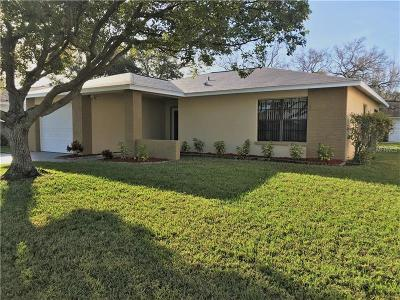 Clearwater Single Family Home For Sale: 4050 Lake Boulevard