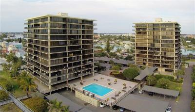 Treasure Island Condo For Sale: 7600 Bayshore Dr #206