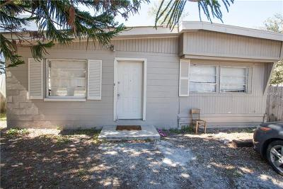 Tampa Single Family Home For Sale: 8716 N Tangerine Place