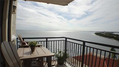 Saint Petersburg, St Petersburg Condo For Sale: 6372 Palma Del Mar Boulevard S #702