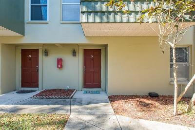 Clearwater Townhouse For Sale: 1799 N Highland Avenue #34