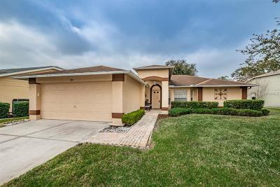 Pasco County Single Family Home For Sale: 1145 Almondwood Drive