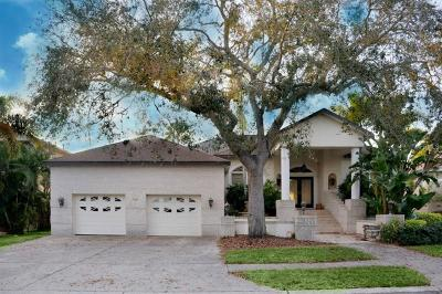 Seminole Single Family Home For Sale: 7332 Pebble Beach Lane