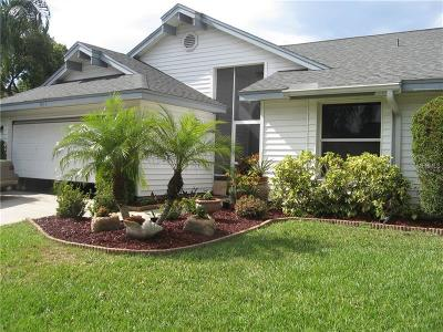 Palm Harbor Single Family Home For Sale: 4812 Harbor Woods Drive