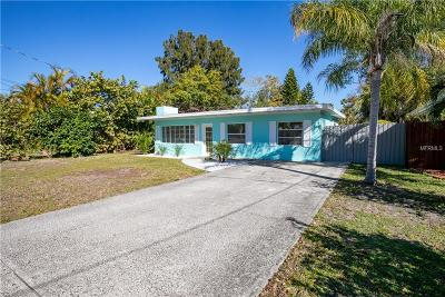 Indian Rocks Beach Single Family Home For Sale: 346 12th Avenue