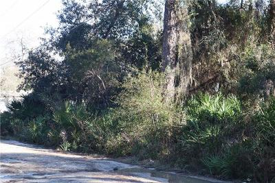 Crystal River Residential Lots & Land For Sale: 7934 W Delta Court