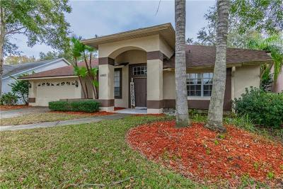Palm Harbor Single Family Home For Sale: 4005 Eagle Cove West Drive