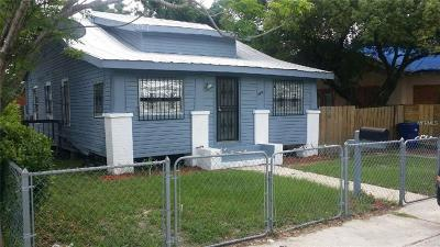 Tampa Single Family Home For Sale: 3509 E 22nd Avenue