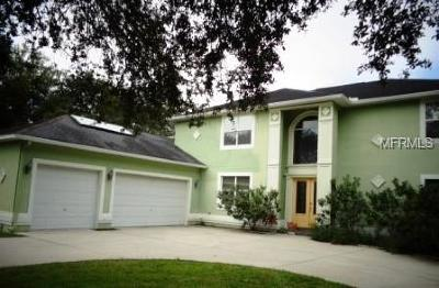 Largo Single Family Home For Sale: 11381 Oak Lane