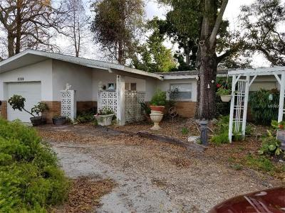 Pinellas Park Single Family Home For Sale: 8339 60th Street N