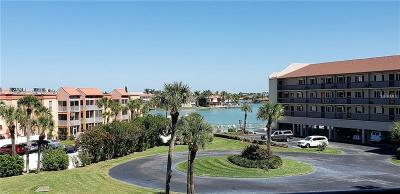 St Pete Beach Condo For Sale: 8711 Blind Pass Road #206A