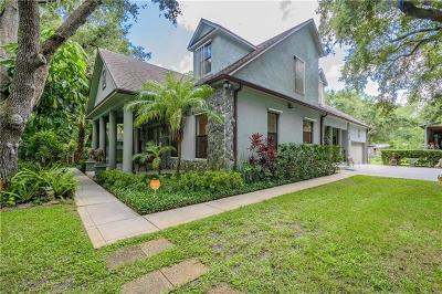 Pinellas County Single Family Home For Sale: 6290 62nd Avenue N