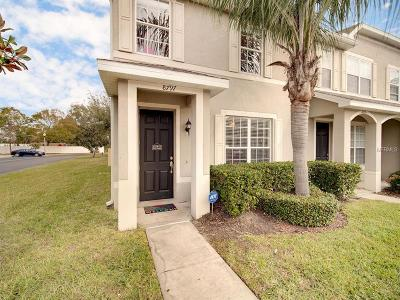 Largo Townhouse For Sale: 8797 Christie Drive
