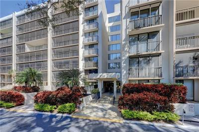 Belleair Condo For Sale: 220 Belleview Boulevard #611