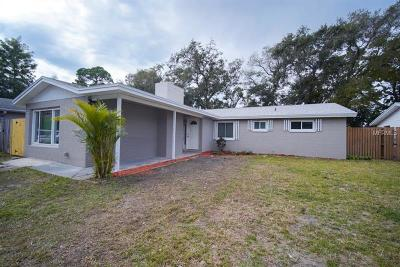 Pinellas Park Single Family Home For Sale: 8730 52nd Lane N
