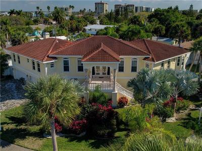 Clearwater Beach Single Family Home For Sale: 817 Bruce Avenue