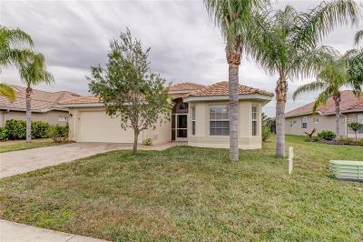 Venice Single Family Home For Sale: 11467 Conch Court