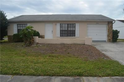 Clearwater Single Family Home For Sale: 3900 105th Avenue N