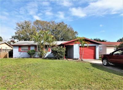 Clearwater Single Family Home For Sale: 14897 55th Way N