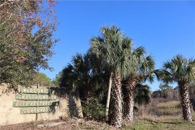 Crystal River Residential Lots & Land For Sale: 12463 W Checkerberry Drive