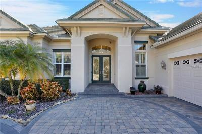 Palm Harbor Single Family Home For Sale: 2935 Hawks Landing Boulevard