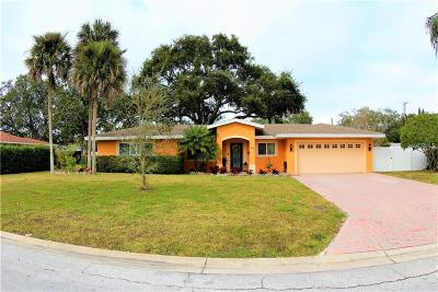 Belleair Single Family Home For Sale: 1732 Golf View Drive