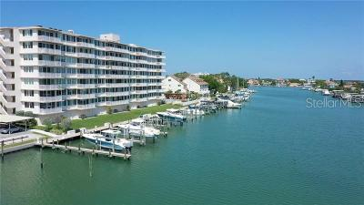 Clearwater Beach Condo For Sale: 223 Island Way #8H