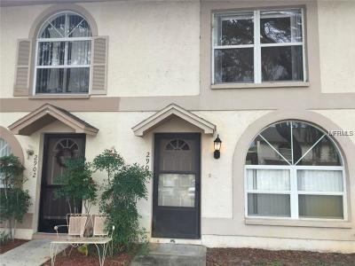 Clearwater Townhouse For Sale: 2903 Brigadoon Drive