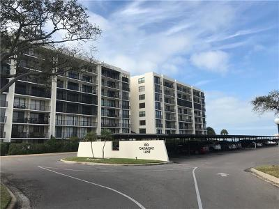 Belleair Condo For Sale: 100 Oakmont Lane #106
