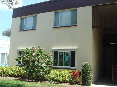 Clearwater, Cleasrwater, Clearwater` Condo For Sale: 629 N Keene Road #T-1