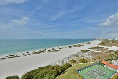 Clearwater Beach Condo For Sale: 1310 Gulf Boulevard #12A