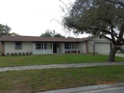 Clearwater Single Family Home For Sale: 1699 Ashton Abbey Road