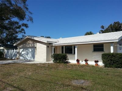 Seminole Single Family Home For Sale: 13445 86th Avenue