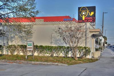 Pinellas County Commercial For Sale: 5075 Park Boulevard N