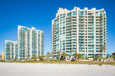Clearwater, Clearwater Beach Condo For Sale: 1560 Gulf Boulevard #205