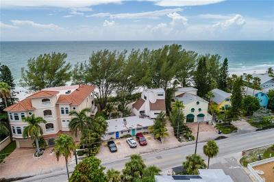 Saint Pete Beach, St Pete Beach, St Petersburg Beach, Treasure Island Single Family Home For Sale: 8584 W Gulf Boulevard