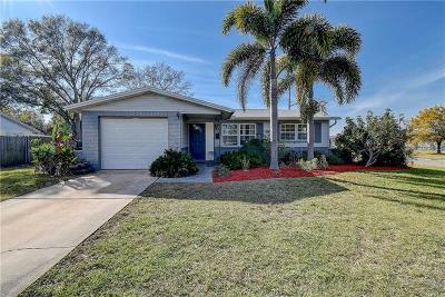 St Petersburg Single Family Home For Sale: 7498 Hobson Street NE