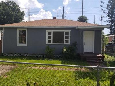 Tampa Single Family Home For Sale: 2017 Hemlock Street