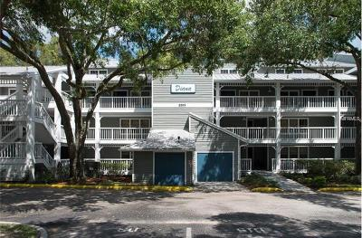 Palm Harbor Condo For Sale: 2511 Dolly Bay Drive #101