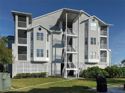 New Port Richey Condo For Sale: 5722 Biscayne Court #108