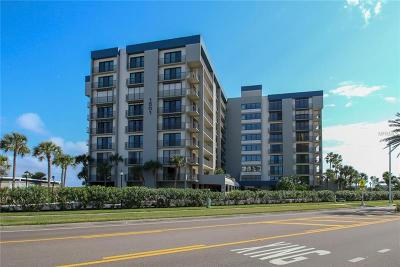Clearwater Beach Condo For Sale: 1501 Gulf Boulevard #202