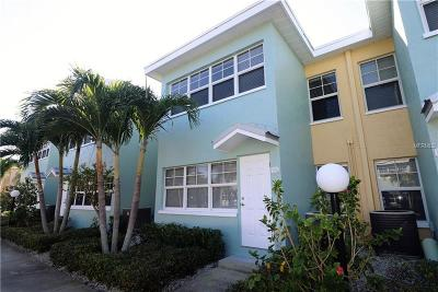 Indian Shores Multi Family Home For Sale: 19417 Gulf Boulevard #E-206