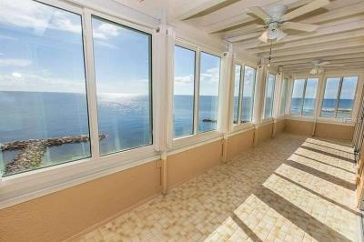 St Pete Beach Condo For Sale: 7000 Beach Plaza #708
