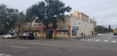 St Petersburg, Clearwater Commercial For Sale: 200 Dr Martin Luther King Jr Street N