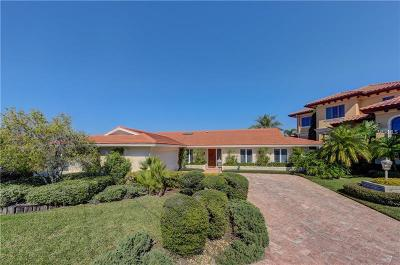 Clearwater Single Family Home For Sale: 460 Palm Island NE