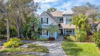Palm Harbor Single Family Home For Sale: 533 High Pines Court
