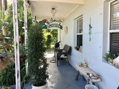 Madeira Beach, Madiera Beach Single Family Home For Sale: 14102 E Parsley Drive