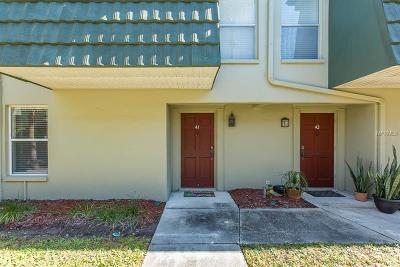 Clearwater Townhouse For Sale: 1799 N Highland Avenue #41