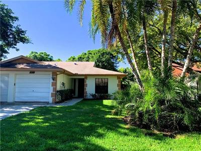 Oldsmar Villa For Sale: 2031 Montego Court