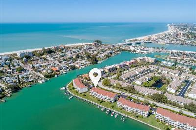 Treasure Island Townhouse For Sale: 12354 Capri Circle N